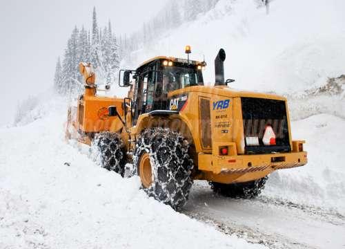 услуги уборки снега.